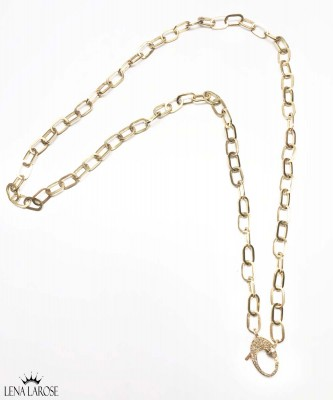 The Woods Fine Jewelry Paperclip Chain