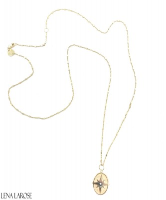 Jennifer Zeuner Femke Necklace