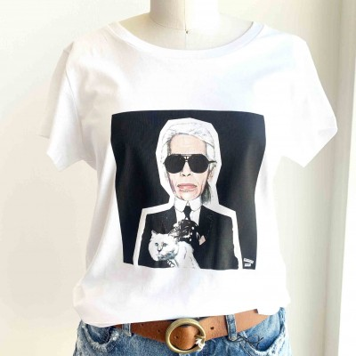 Proof of Concept Karl Lagerfeld Tee